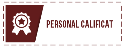 Personal Calificat