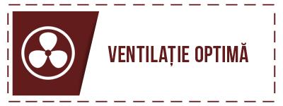 Ventilatie optima